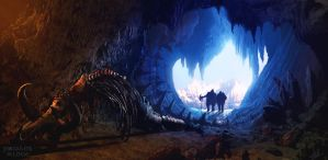 The Caves by Jadearian77