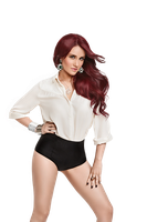 Dulce maria png by Rougedesire