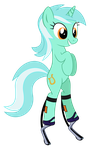 Lyra on jollyjumpers by ShujuWii