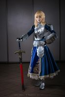 Saber GIFT version Mk II // 01 by Vega-Highwell