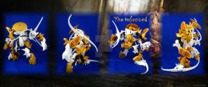 Bionicle MOC: The Infected by 3rdeye88