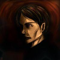 Hannibal Lecter by Athena-King
