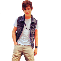 PNG Austin Mahone by BeeatriizJB
