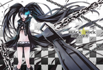 Black Rock Shooter by ComiPa
