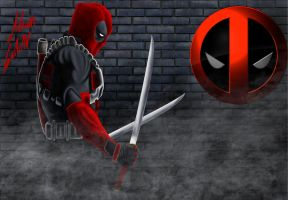 Deadpool by SWAVE18