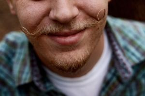 MO for MOvember 3 by SublimeBudd