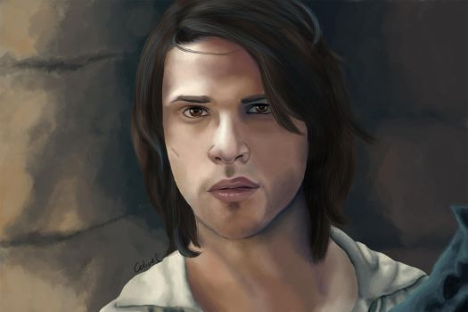 The Musketeers - D' Artagnan by celientje125