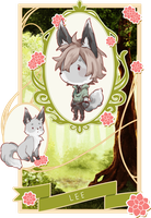 Leveret Event: Lee by creamboys