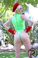 Cammy12 by RickBas
