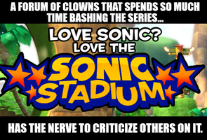 Sonic Hate Club by Psyco-The-Frog
