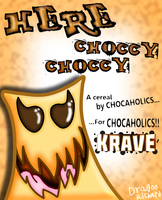 I Crave KRAVE by DragonRichard