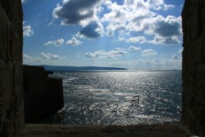 View to the sea 3 by yasminstock
