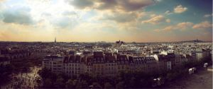 PARIS IS ALIVE by bububoubou