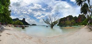 Railay by Mygrapefruit