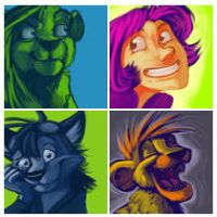 $10 Icons by Not-Quite-Normal