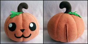 Blair's pumpkin - Soul Eater by ValkyriaCreations