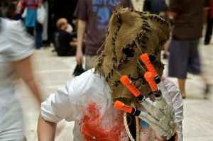 Scarecrow by AcE-oFkNaVeS