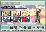 trainercard-Jonathan 2 by Sonic-fan17