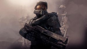 Video Game halo 4 393919 by talha122