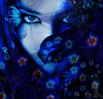 Blue Sapphire by RankaStevic