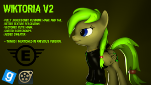 Wiktoria V2 Download by TheDukeDog