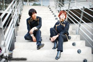 code geass in stairs by manolo-kun