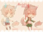 Auction : Merletto Doll Set 2 [CLOSED] by HyRei
