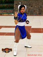 Chun Li Pose 4 by BlOoDrIpZ