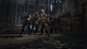 Nazi Zombies Wallpaper 2 by GaryckArntzen
