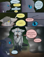 The Recruit- Pg 132 by ArualMeow