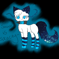 SAUCE IS SAUCEY by P00NIS-IS-LOVE