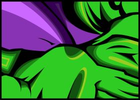 The Incredible Hulk by reshad80