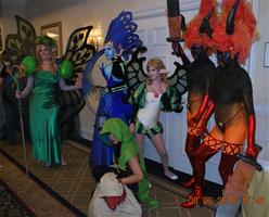 AFO 2010: Odin Sphere Group by Cherrys-Are-Wild