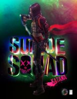 Sideview Sunday 97 Suicide Squad Katana by e-carpenter