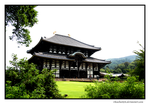 Eastern Great Temple - Nara by rikachu426