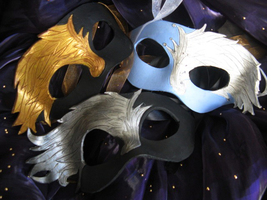 Host of Angels Masks by ToTheMask