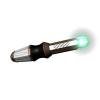 11's Sonic Screwdriver by Ahack13