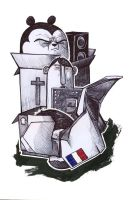 FRANCE by TRON-MASTER