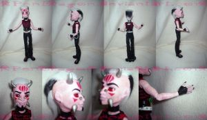 MH: Baby Boy Lordi -doll- by KPenDragon