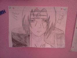 Naruto: Itachi by WiseWolf131