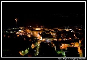Rijeka at night I by frenky666