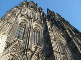 Cologne Cathedral :2 by dj-corny