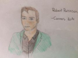 Robert Pattinson at Cannes 2014 by AllStarFreak101