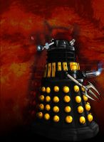 Dalek Inquisitor General- Typeless by DalekMercy
