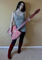 Marceline Cosplay by nebulae-decay