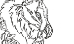Bearded Vulture Sketch by Flamelish