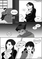 Ace Attorney - Way Back Then (Pg 1) by KitHeartAnime