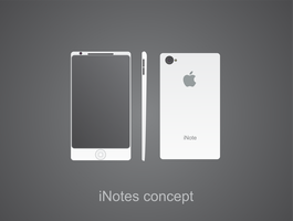 iNotes concept by armas99