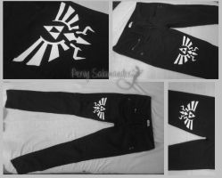 Hylian pants by CarmenMasaky