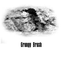Grungy Brush by Nefariousperson